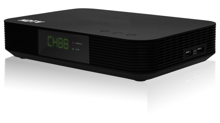 VMX3-1: Triple-Tuner High-Definition MPEG-2/4 QAM Set-Top Box With Verimatrix<sup>®</sup> CAS