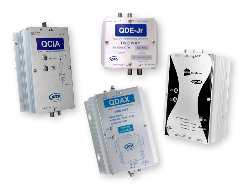 MDU Solutions Apartment Amplifiers