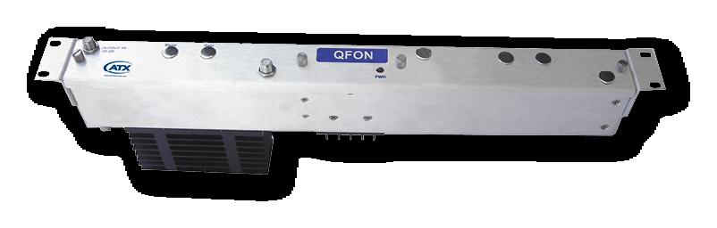 Q-Series QFON 1RU Fiber Node