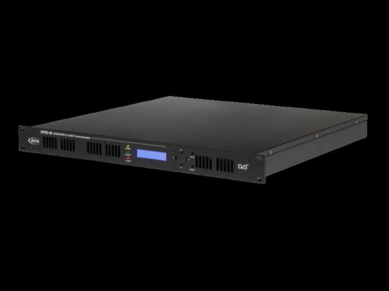 XTC-4: QPSK/8PSK to QAM Turbo Transmodulator
