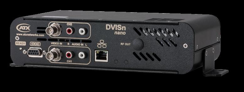 DVISn Nano Encoder – IP Out