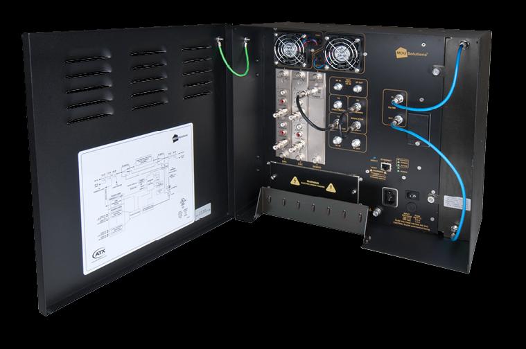 DVISm Mini Encoder – IP & RF Out