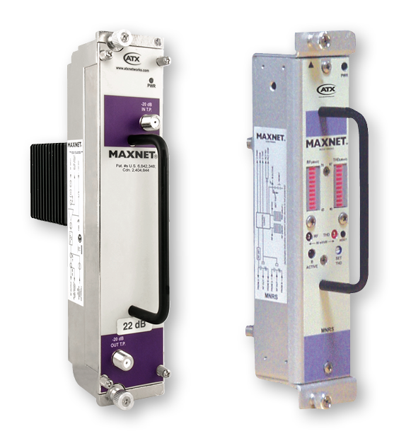 Active Amplifiers & RF Switches