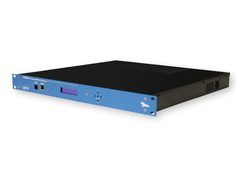 PD6IP: 6-Channel MPEG-2 IP Encoder