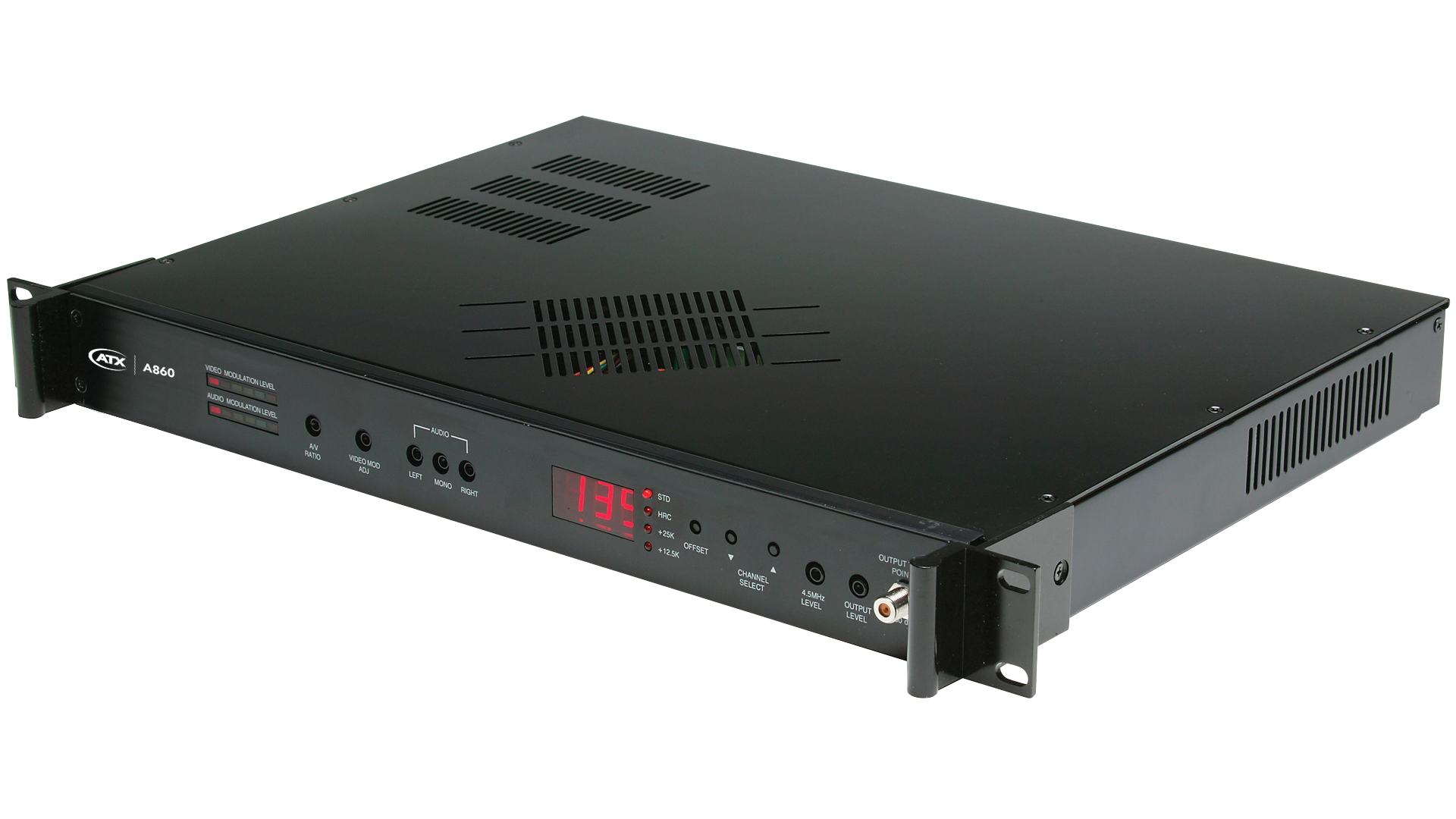 A860: Agile Modulator Integrated BTSC Stereo (option)