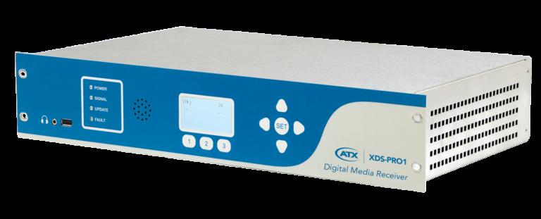 XDS-PRO1R Audio Digital Media Receiver