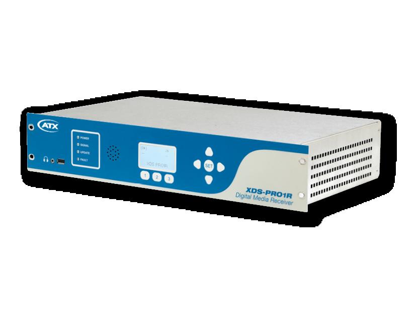 XDS-PRO1R: Audio Digital Media Receiver