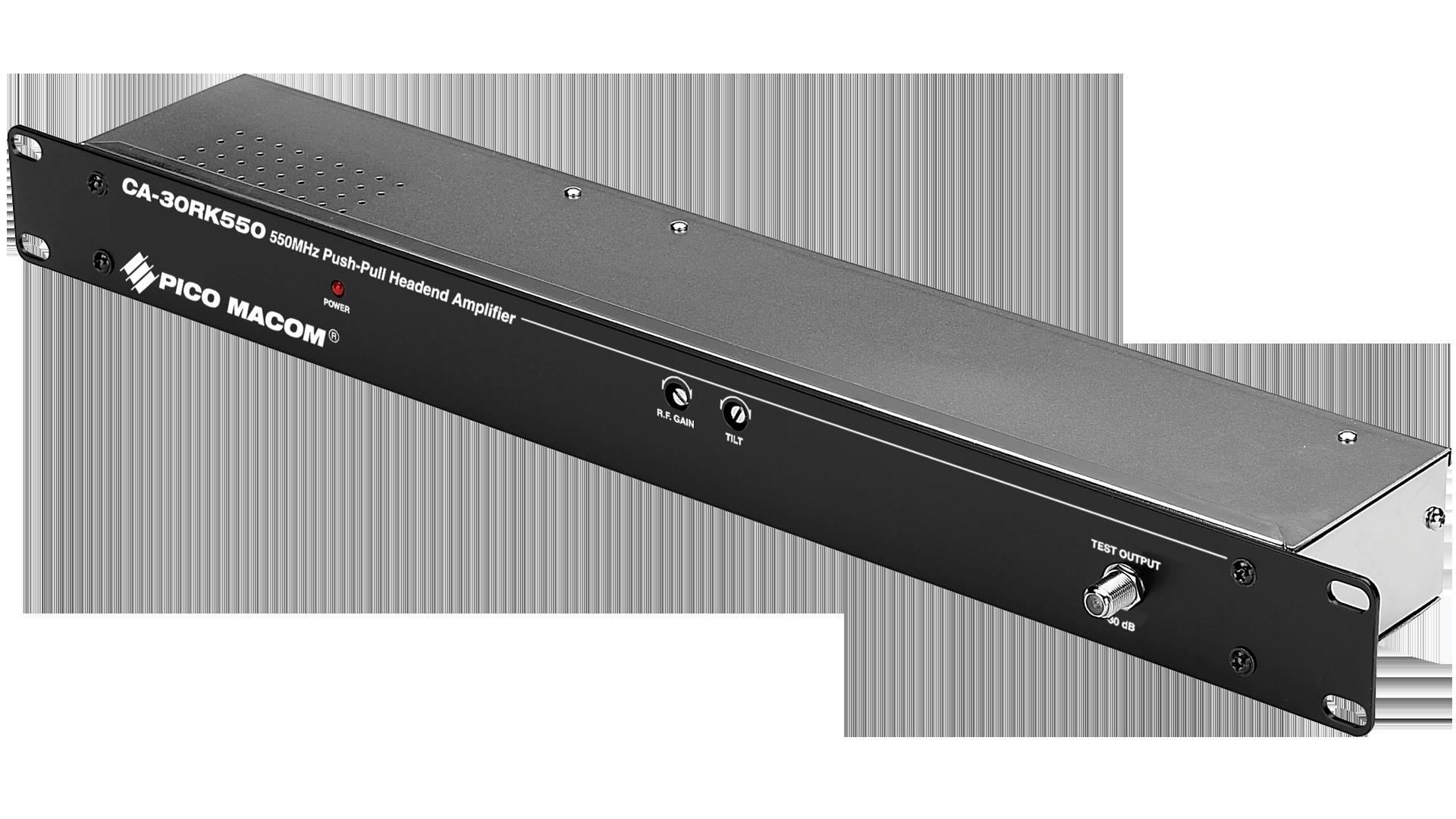 CA-30RK550: 550MHz Push-Pull Headend Amplifier
