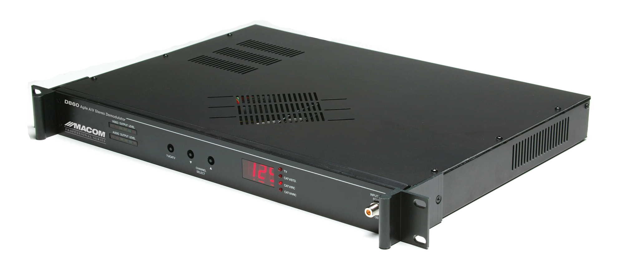 D860: Agile A/V Stereo Demodulator with Sub-Band