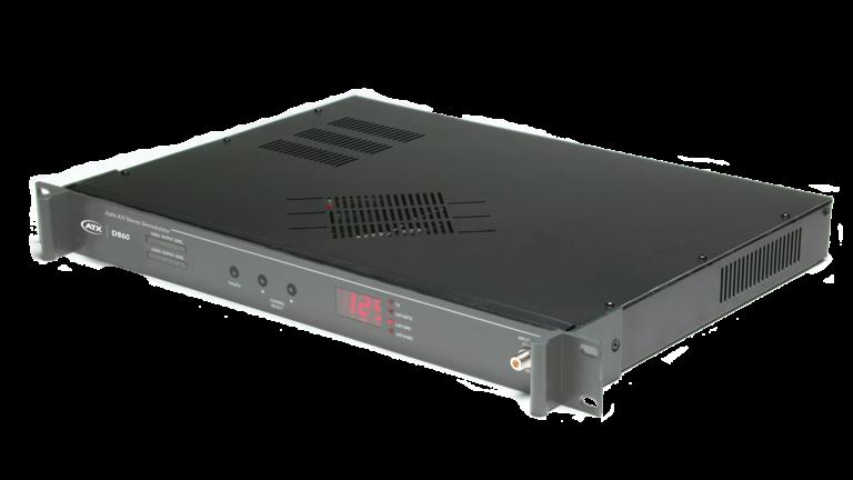 D860: Agile A/V Stereo Demodulator with Sub-Band