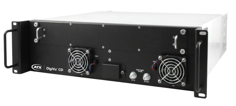 DigiVu CD Multichannel Encoder & Integrated Channel Deletion Filter – RF Out