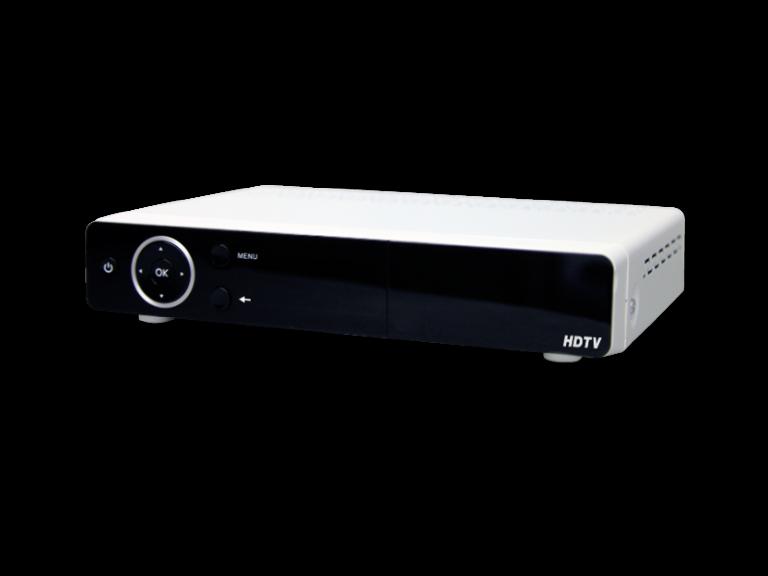 VMX1-1: High-Definition MPEG-2/4 QAM Set-Top Box With Verimatrix<sup>®</sup> CAS