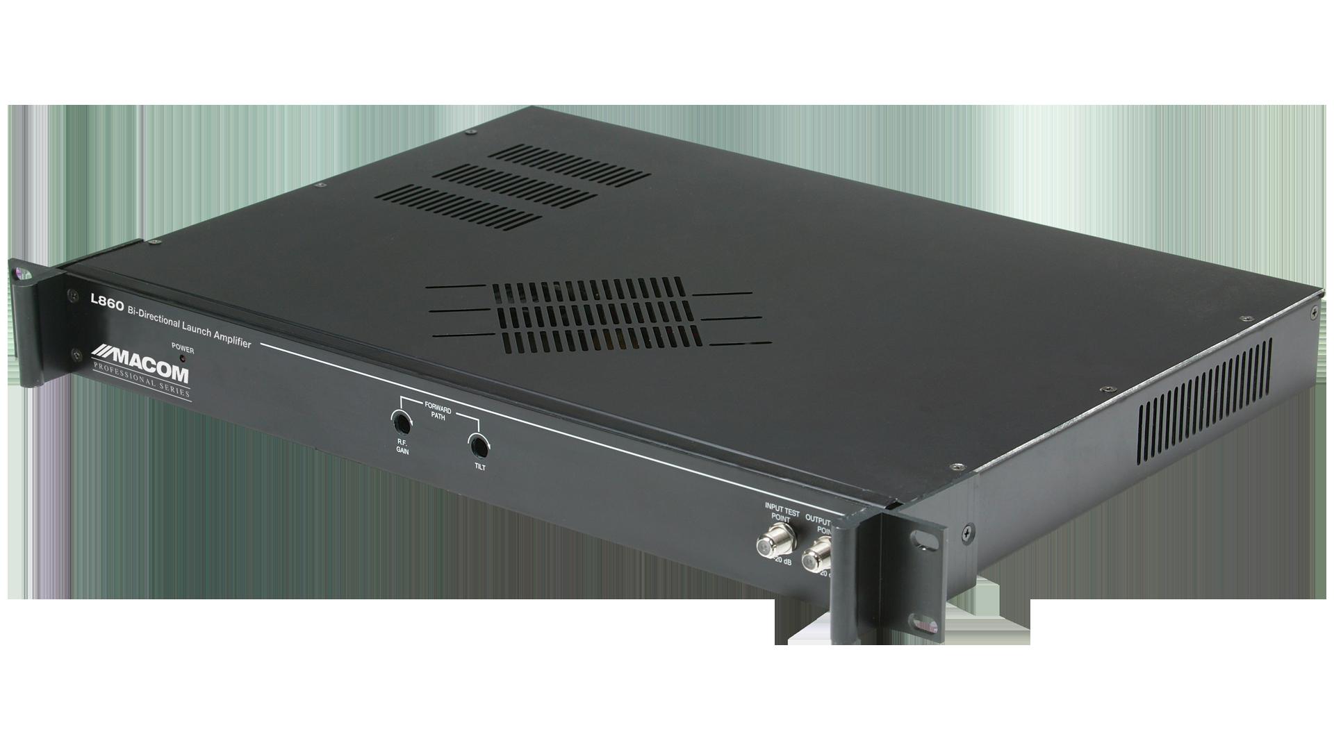 L860: Bi-Directional Launch Amplifier