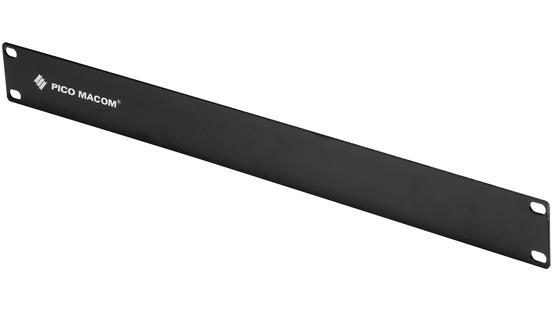 MOR-BP: 1RU Blank Rack Plate