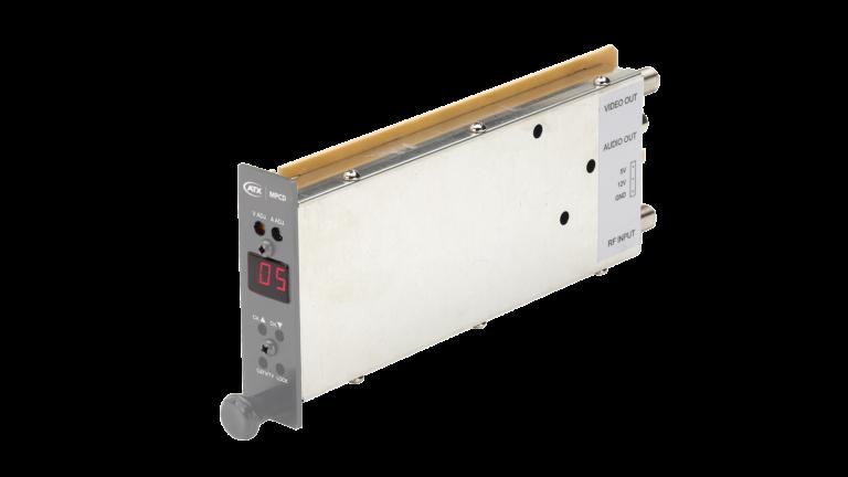 MPCD: Agile A/V Mini-Demodulator
