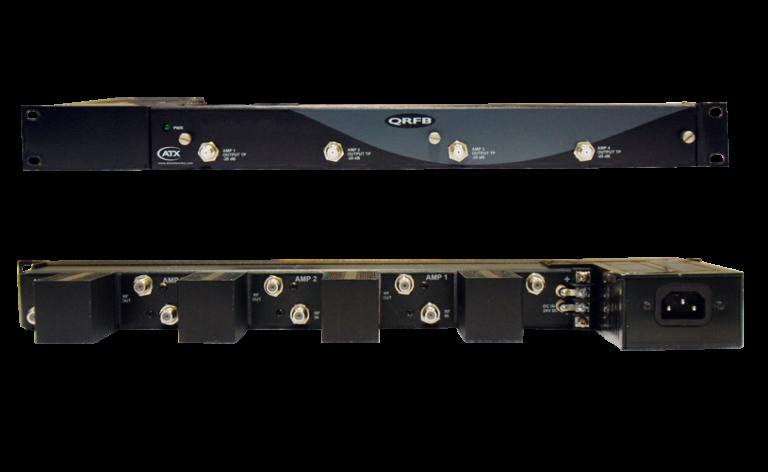 Q-Series 1-2RU RF Amplifiers