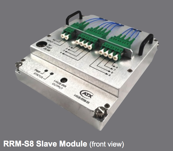 RRM, RFoG Repeater Module