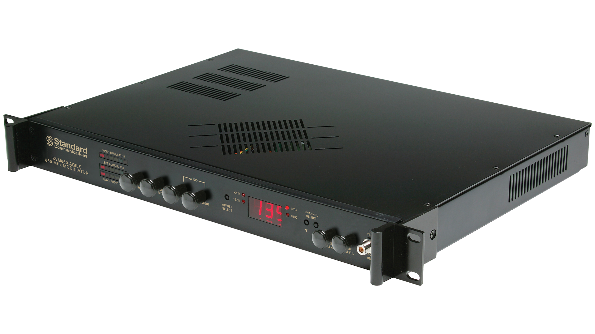 SVM860S: Frequency Agile CATV Modulator