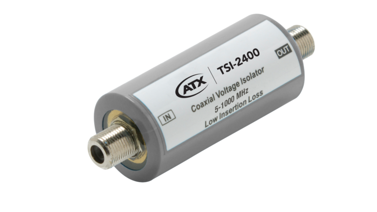TSI-2400: Coaxial Voltage Isolator