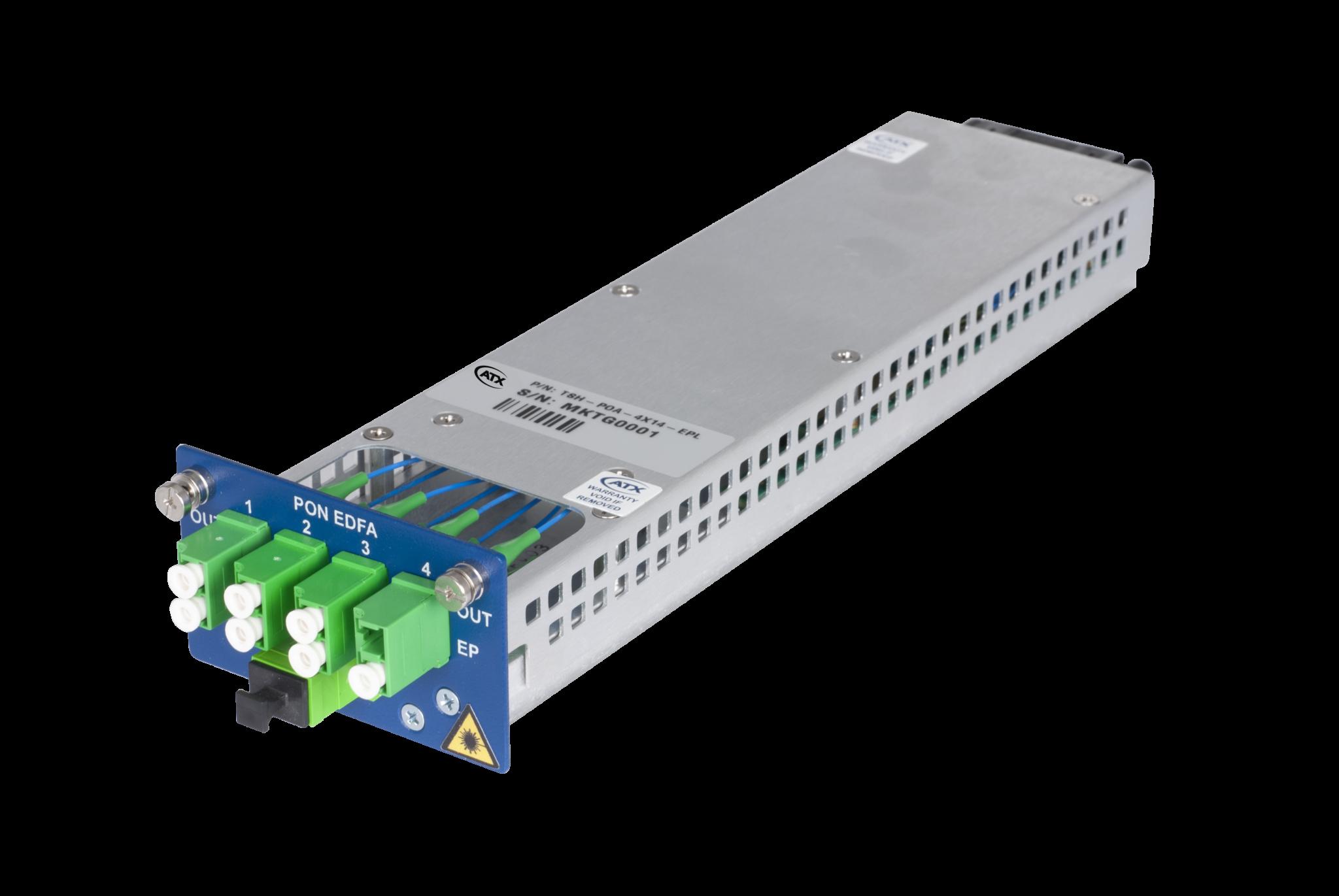 EDFA, Optical Amplifiers