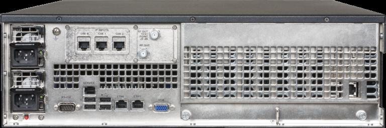 UCrypt IP to QAM