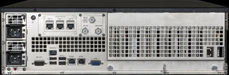 UCrypt QAM to IP