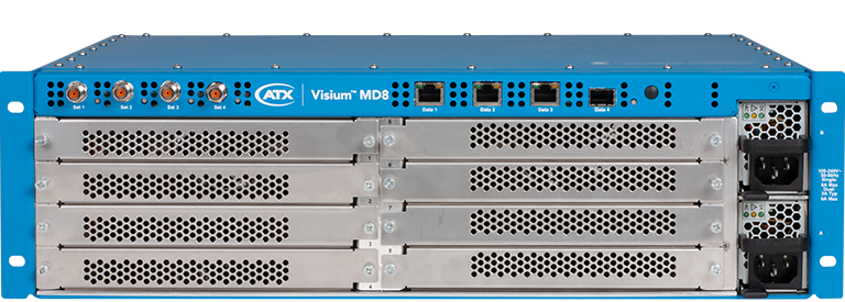 Visium MD8 Multimedia Gateway