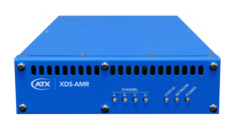 XDS-AMR AM/FM/HD Audio Monitoring Receiver